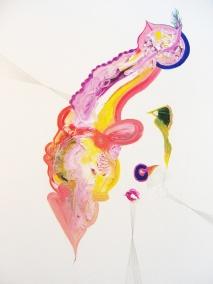 Papagayo.40x50cm.Oil on canvas.2009
