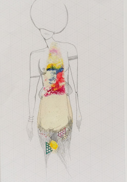 Selected drawings www.artstudiodeluz.com